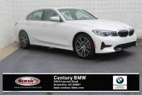 Pre-Owned 2019 BMW 3 Series Sedan in Greenville, SC