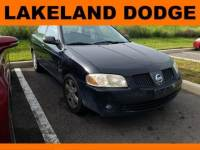 Pre-Owned 2005 Nissan Sentra 1.8 S