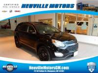 Certified Pre-Owned 2017 Chevrolet Equinox AWD LT Midnight Edition VIN 2GNFLFEK5H6130624 Stock Number H5310