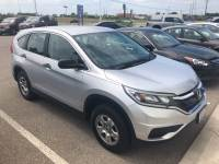 Used 2015 Honda CR-V LX AWD For Sale in Monroe OH