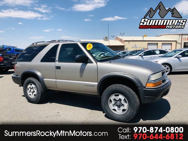 Photo 2000 Chevrolet Blazer ZR2