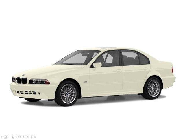 Photo 2002 BMW 525i