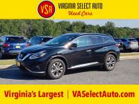Used 2018 Nissan Murano SV SUV for sale in Amherst, VA