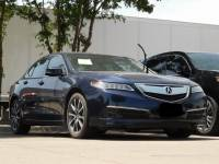 2016 Acura TLX TLX 3.5 V-6 9-AT P-AWS
