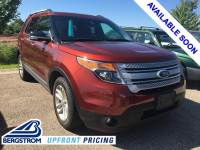 Used 2014 Ford Explorer 4WD 4dr XLT For Sale in Oshkosh, WI