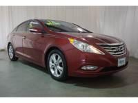 Pre-Owned 2012 Hyundai Sonata 4dr Sdn 2.4L Auto Limited
