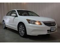 Pre-Owned 2012 Honda Accord 4dr I4 Auto EX-L