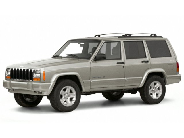 Photo 2000 Jeep Cherokee Sport