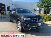 Certified Used 2016 Jeep Grand Cherokee Limited RWD SUV