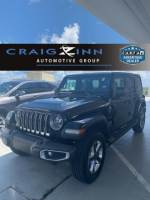 Pre Owned 2019 Jeep Wrangler Unlimited Sahara 4x4 VIN1C4HJXEN0KW511544 Stock Number9538801