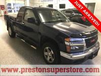 Used 2010 GMC Canyon SLE1 Truck in Burton, OH