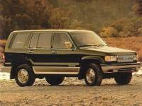 1995 Isuzu Trooper Base S Wagon