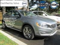 Certified Used 2016 Volvo S60 Cross Country T5 Platinum For Sale in Somerville NJ   YV4612UM5G2000927   Serving Bridgewater, Warren NJ and Basking Ridge
