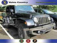 Used 2017 Jeep Wrangler JK Sahara 4x4 For Sale in Somerville NJ | 1C4AJWBG2HL504686 | Serving Bridgewater, Warren NJ and Basking Ridge