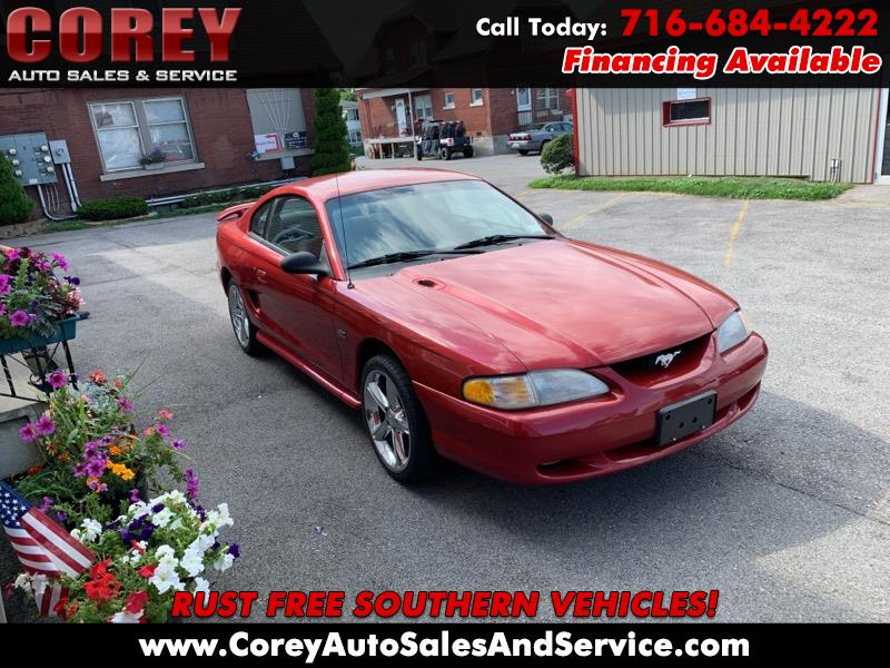 Photo 1995 Ford Mustang 2dr Coupe GT