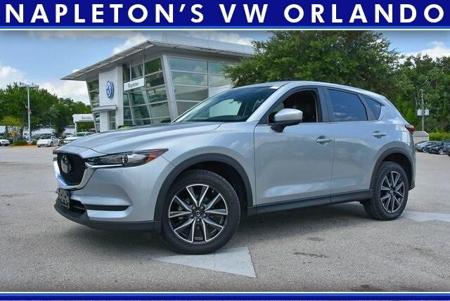 Photo Used Mazda CX-5 Touring in Orlando, Fl.
