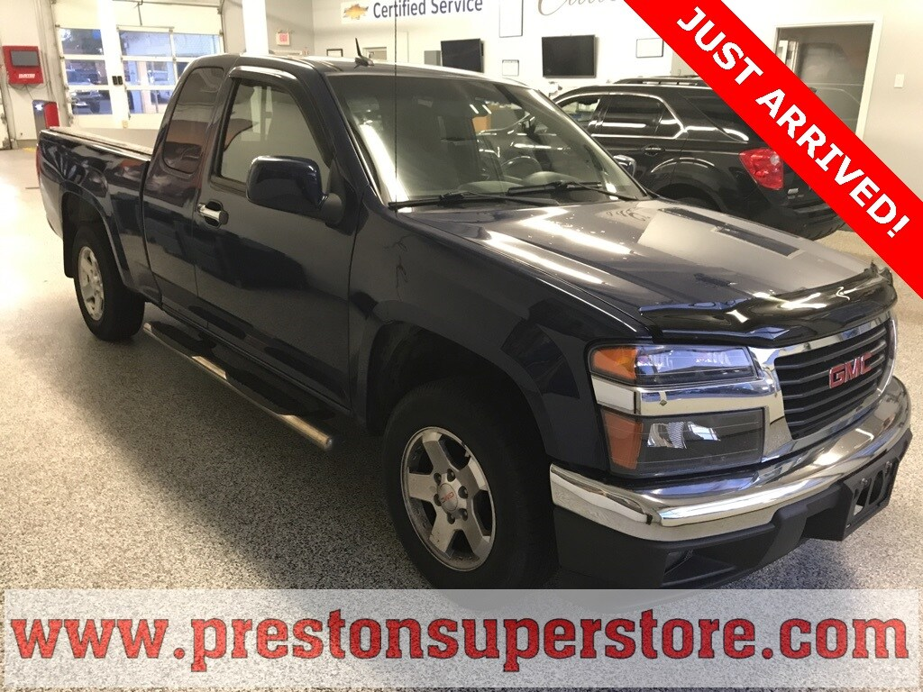Photo Used 2010 GMC Canyon SLE1 Truck in Burton, OH