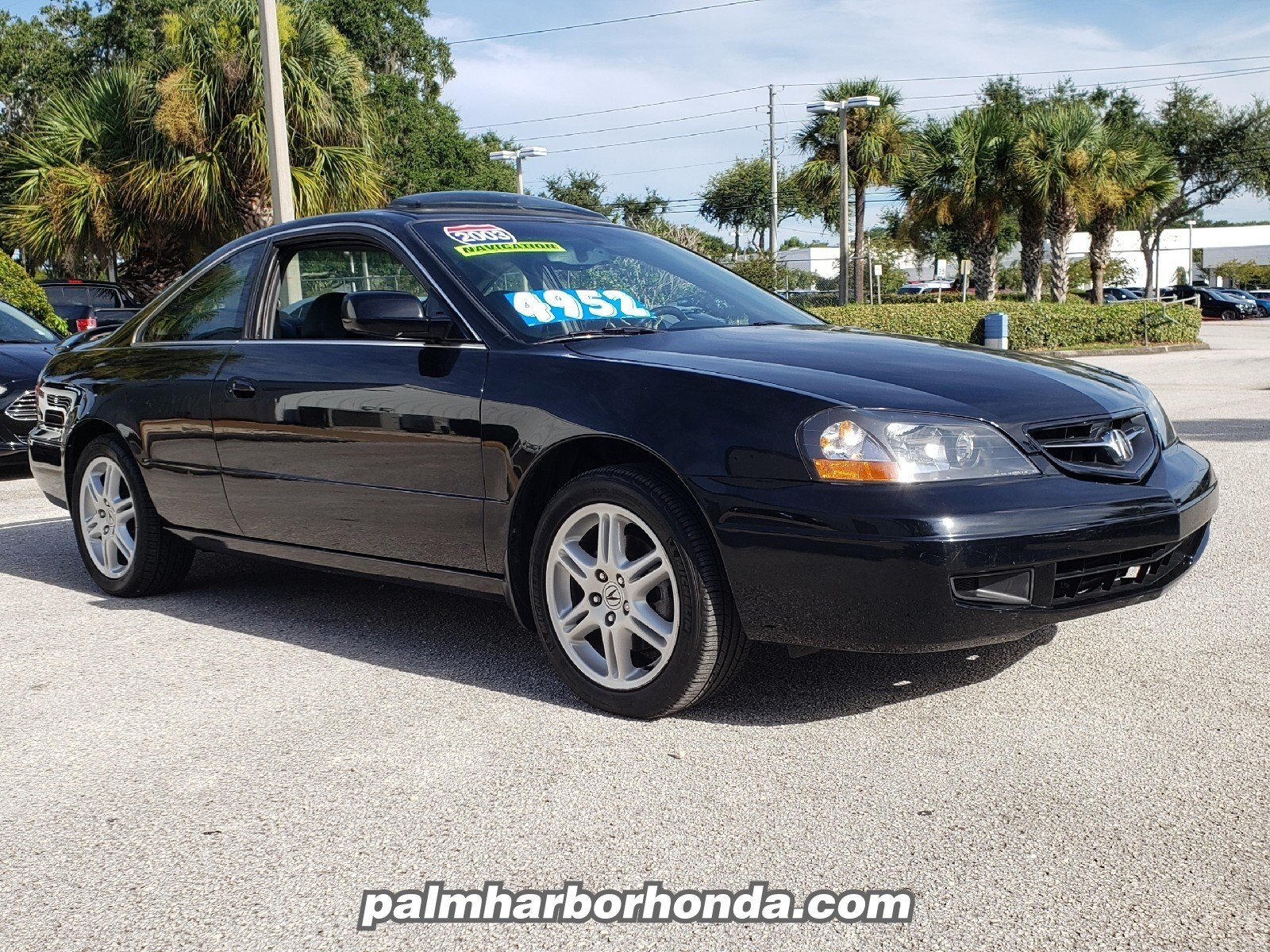 Photo Pre-Owned 2003 Acura CL 3.2 Type S wNavigation System Coupe in Jacksonville FL