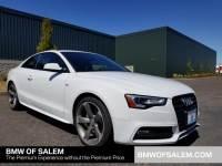 Used 2016 Audi A5 2.0T Premium Plus in Salem, OR