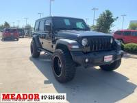 Used 2018 Jeep Wrangler Unlimited Sport 4x4 SUV