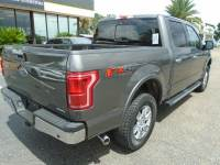 2015 Ford F-150 LARIAT SUPERCREW 5.5-FT BED 4WD