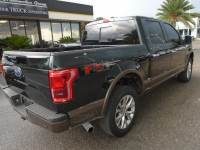 2015 Ford F-150 LARIAT SUPER CREW 5.5-FT BED 4WD