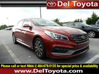 Used 2015 Hyundai Sonata 2.4L Sport For Sale in Thorndale, PA | Near West Chester, Malvern, Coatesville, & Downingtown, PA | VIN: 5NPE34AF2FH045315
