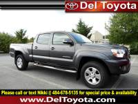 Used 2015 Toyota Tacoma DBL CAB LB 4WD For Sale in Thorndale, PA | Near West Chester, Malvern, Coatesville, & Downingtown, PA | VIN: 3TMMU4FN6FM084010