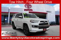 Certified 2018 Toyota 4Runner Limited Limited 4WD For Sale in Colorado Springs