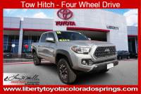 Certified 2018 Toyota Tacoma TRD Off Road TRD Off Road Double Cab 5 Bed V6 4x4 AT For Sale in Colorado Springs