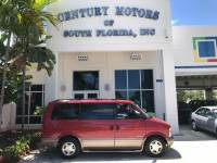 2000 Chevrolet Astro Passenger Captains Chairs CD Cruise A/C Power Windows