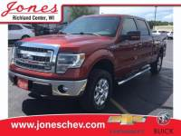 Pre-Owned 2014 Ford F-150 4WD SuperCrew 5-1/2 Ft Box XLT