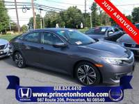 2016 Honda Civic EX-T w/Honda Sensing Sedan for sale in Princeton, NJ