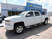 Pre-Owned 2016 Chevrolet Silverado 1500 Crew Cab Standard Box 4-Wheel Drive LT Z71 VIN 3GCUKREC5GG322111 Stock Number 7655P