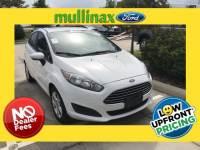 Used 2016 Ford Fiesta SE W/ Sunroof, Keyless Entry Keypad Hatchback I-4 cyl in Kissimmee, FL