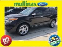 Used 2013 Ford Explorer XLT W/ Leather, PWR Liftgate, Blis SUV V-6 cyl in Kissimmee, FL