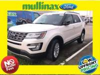 Used 2016 Ford Explorer XLT Loaded W/ 2ND ROW Buckets, Blis, NAV, Hands Fr SUV V-6 cyl in Kissimmee, FL
