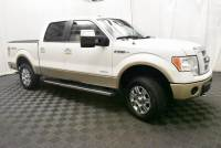 2012 Ford F-150 Truck SuperCrew Cab in Bedford