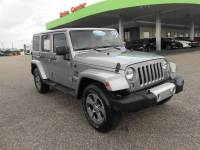 Pre-Owned 2015 Jeep Wrangler Unlimited Sahara 4x4 SUV