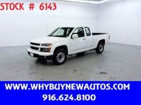 2011 Chevrolet Colorado ~ Extended Cab ~ Only 53K Miles!