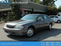 2002 Infiniti Q45 Luxury Performance Sdn