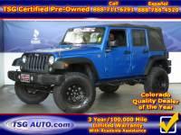 2015 Jeep Wrangler Unlimited 4WD 4dr Sport W/Custom Lift/Wheels
