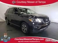 Certified 2018 Nissan Pathfinder SV SUV in Jacksonville FL