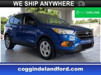 Certified 2017 Ford Escape S SUV in Jacksonville FL