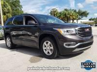 Pre-Owned 2018 GMC Acadia SLE-1 SUV in Jacksonville FL