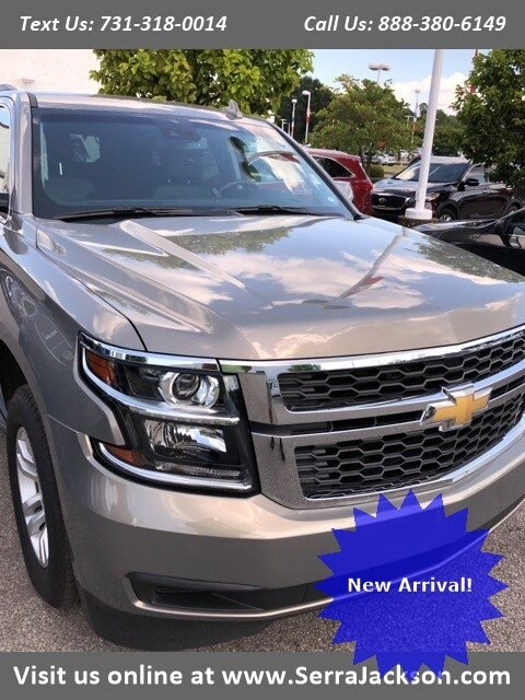 Photo Certified Pre-Owned 2019 Chevrolet Tahoe LT in Jackson, TN