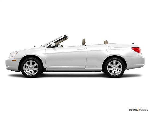 Photo Pre-Owned 2010 Chrysler Sebring Touring Convertible in Jacksonville FL