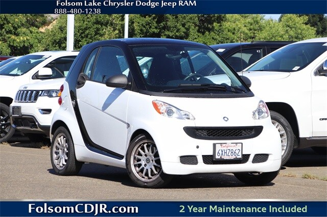 Photo 2012 smart fortwo Coupe - Used Car Dealer near Sacramento, Roseville, Rocklin  Citrus Heights CA
