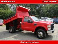2009 Ford F-350 SD DUMP TRUCK REG CAB 4X4 ONLY 39K MILES