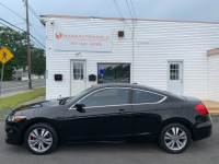 2012 Honda Accord EX-L Coupe AT 6-Speed Automatic